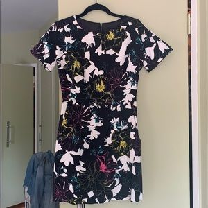 French connection short sleeve dress